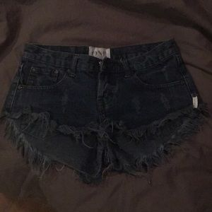 One Teaspoon Bonita shorts S 25
